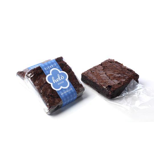 Brownie-individual-7x7-cm